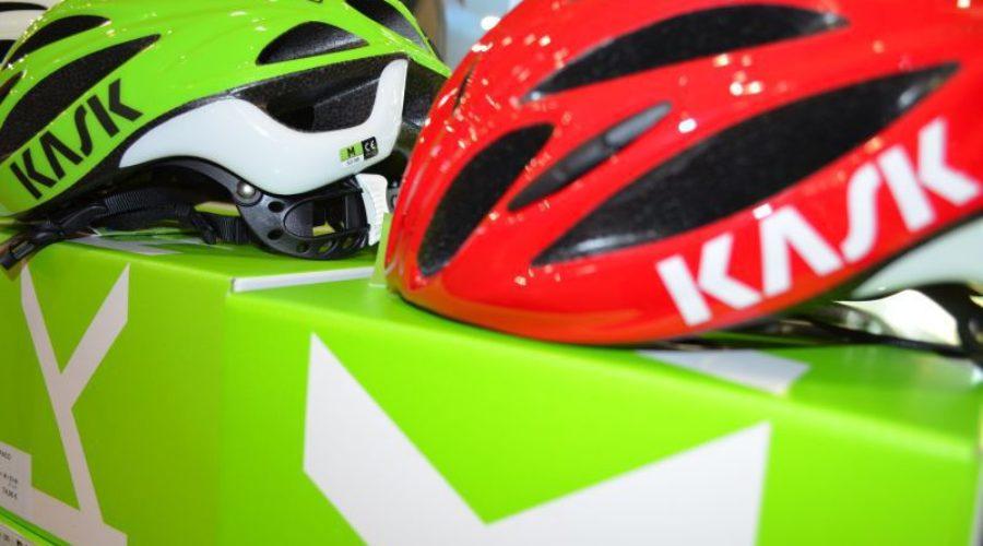 CASCOS KASK - Garaje Paco - Tu tienda de bicicletas en Asturias