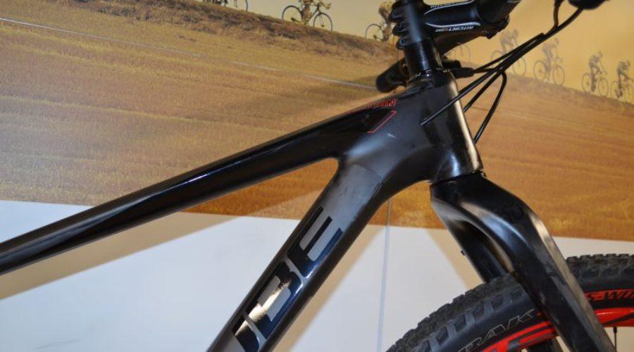 """CUBE REACTION GTC LAUF TR 29"""" - Garaje Paco - Tu tienda de bicicletas en Asturias"""